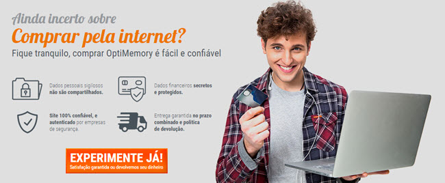 Onde compro o Optimemory?